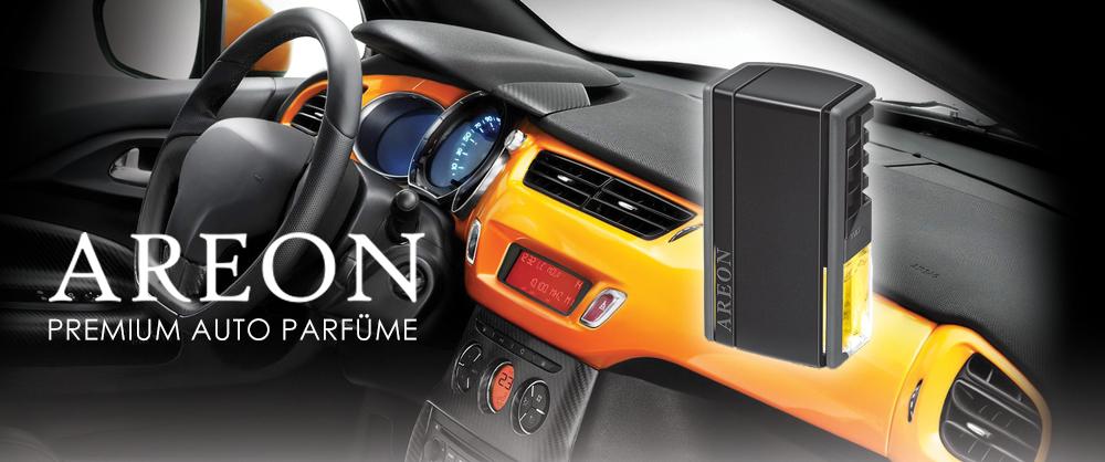 Lufterfrischer Areon Lux Auto Parfüm Romance Duftbaum Autoduft